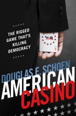AMERICAN CASINO: The Rigged Game That's Killing Democracy