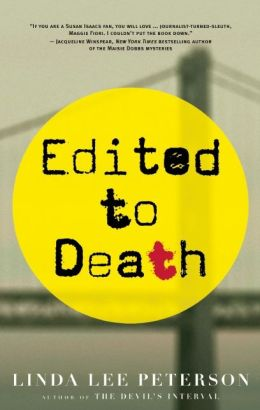 Edited to Death (Maggie Fiori Series #1)