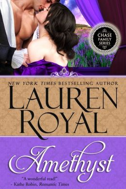 Amethyst (Chase Family Series, Book 1)