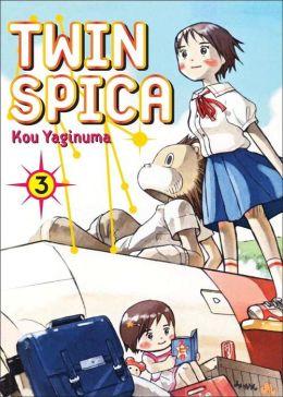 Twin Spica, Volume 3