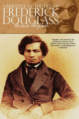 Life of Frederick Douglass Narrative of the Book Cover