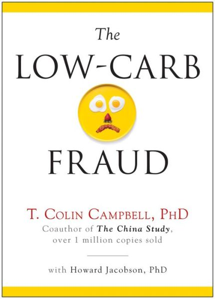 Free downloads ebooks online The Low-Carb Fraud