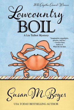 Lowcountry Boil: A Liz Talbot Mystery