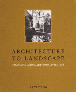 Architecture to Landscape