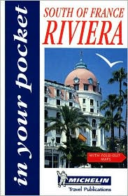 Michelin In Your Pocket Guide Riviera - South of France