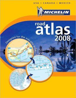 North America 2008 Michelin Road Atlas