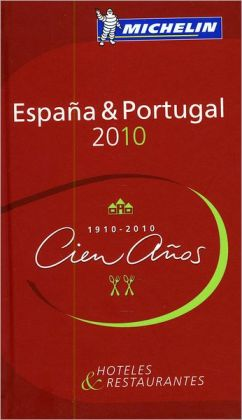 Michelin Guide Espana / Portugal 2010