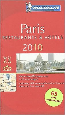 Michelin Guide Paris 2010