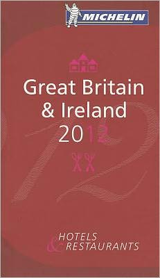 Michelin Red Guide Great Britain & Ireland 2012