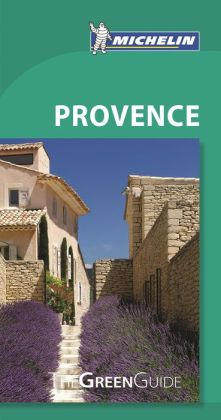 Michelin Green Guide Provence