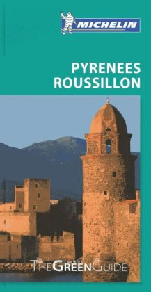 Michelin Green Guide Roussillon