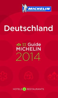 Michelin Guide Deutschland 2014