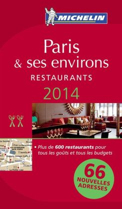 Michelin Guide Paris (in French)