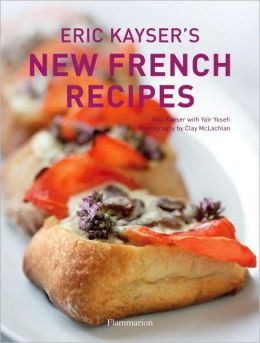 New French Recipes