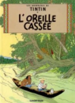 Oreille Cassee