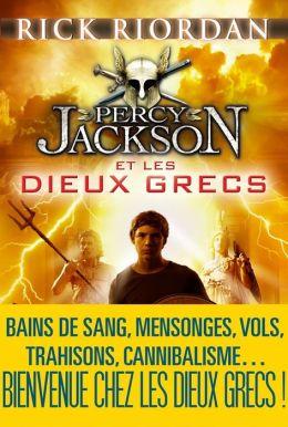 Percy Jackson et les dieux grecs by Rick Riordan | 9782226335111 | NOOK Book (eBook) | Barnes ...