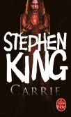 Book Cover Image. Title: Carrie, Author: Stephen King