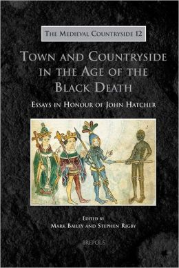 Black Death Plague Book