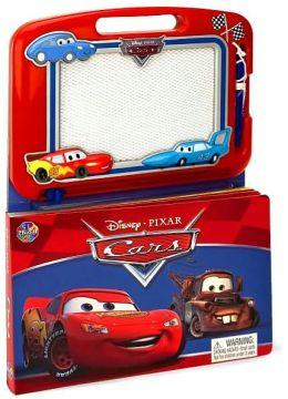 Disney Cars Magnetic Drawing Kit