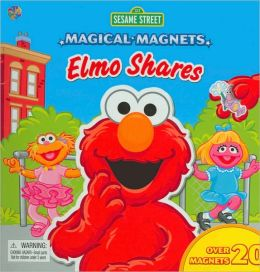 Elmo Shares Magical Magnets
