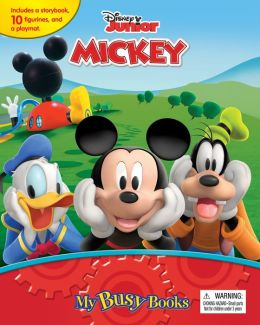 My Busy Books: Mouseka Fun! (Mickey Mouse Clubhouse Series)