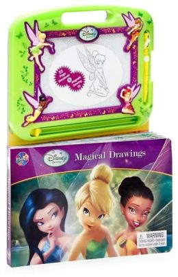Disney Fairies Magical Drawings