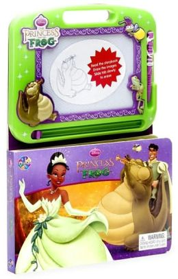 Disney Princess: The Princess and the Frog (Learning Series)