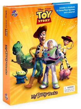 Toy Story (My Busy Books Series)