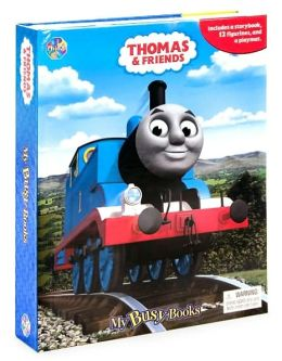 My Busy Books: Thomas and Friends