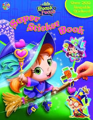 Hocus Pocus Super Sticker Book