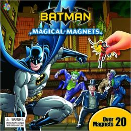 Batman Magical Magnets