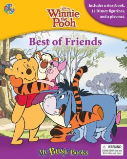 Winnie the Pooh Busy Book
