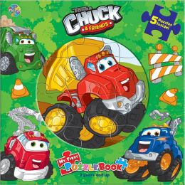 Tonka Chuck and Friends My First Puzzle Book
