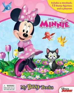Minnie Busy Book