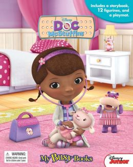 Disney Doc MCStuffins MY Busy Books