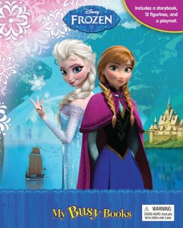Disney Frozen My Busy Books
