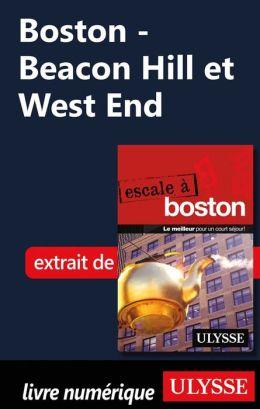 Boston - Beacon Hill et West End