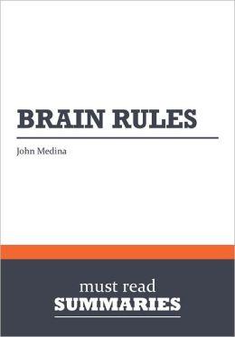 Summary: Brain Rules - John Medina