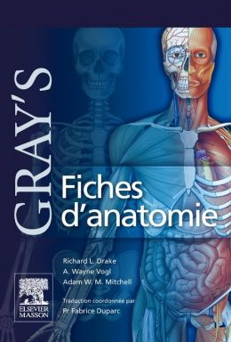 Gray's Fiches D'anatomie / Gray's Anatomy Sheets