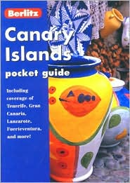 Berlitz Pocket Guide: Canary Islands (2001)