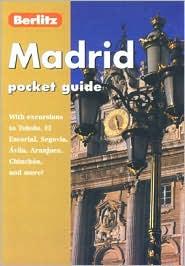 Berlitz Pocket Guide Madrid