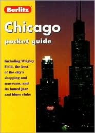 Berlitz Pocket Guide Chicago