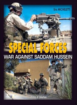 Special Forces War Against Terrorism in Iraq