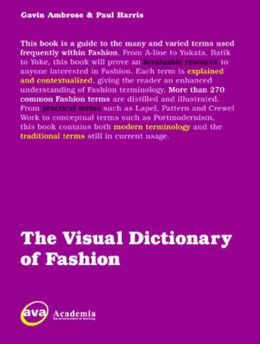 Visual Dictionary of Fashion Design