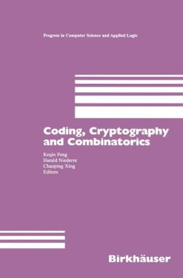 Coding, Cryptography and Combinatorics