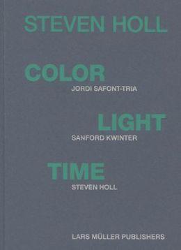 Steven Holl - Color Light Time
