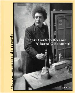 Henri Cartier-Bresson and Alberto Giacometti