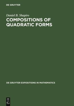 Compositions of Quadratic Forms
