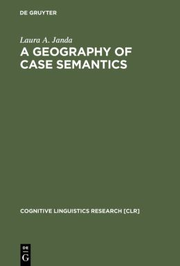 Geography of Case Semantics: The Czech Dative and the Russian Instrumental