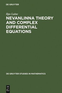 Nevalinna Theory and Complex Differential Equations